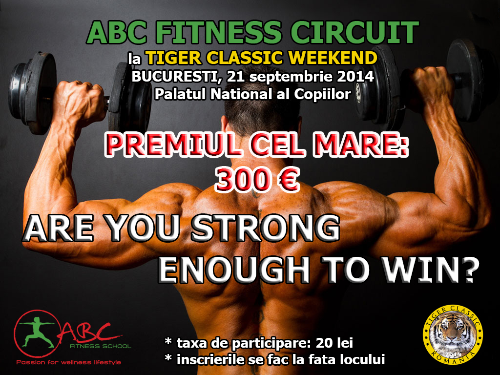 tiger classic abc fit circuit