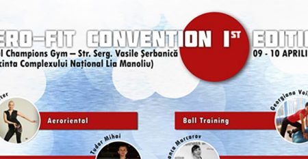 aero fit convention 1st edition