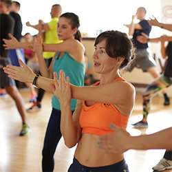 Curs instructor aerobic-fitness