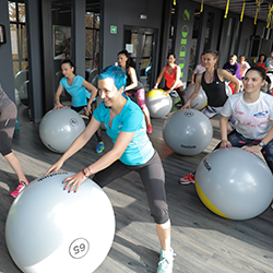 Workshop Fitball