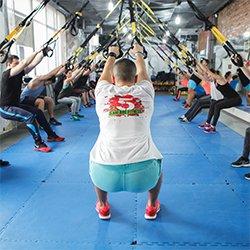Workshop Advanced Body Challenge