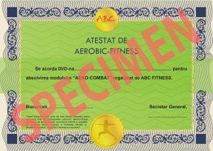 specimen diploma aero-combat