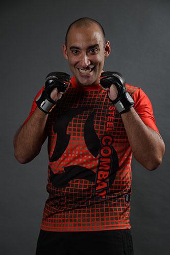 Fernando Gorini - STEEL COMBAT