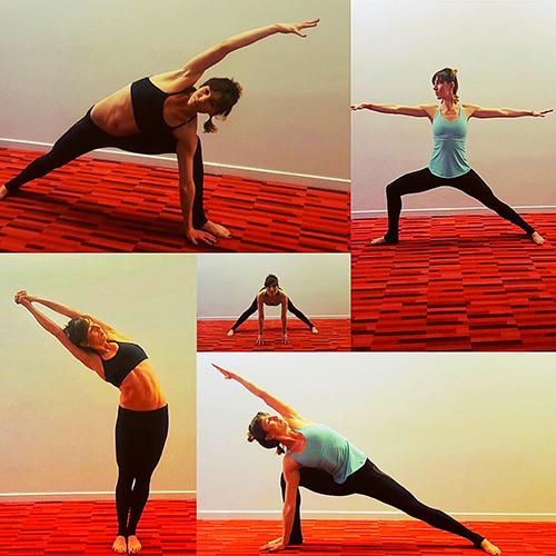 bianca marcarov - yoga