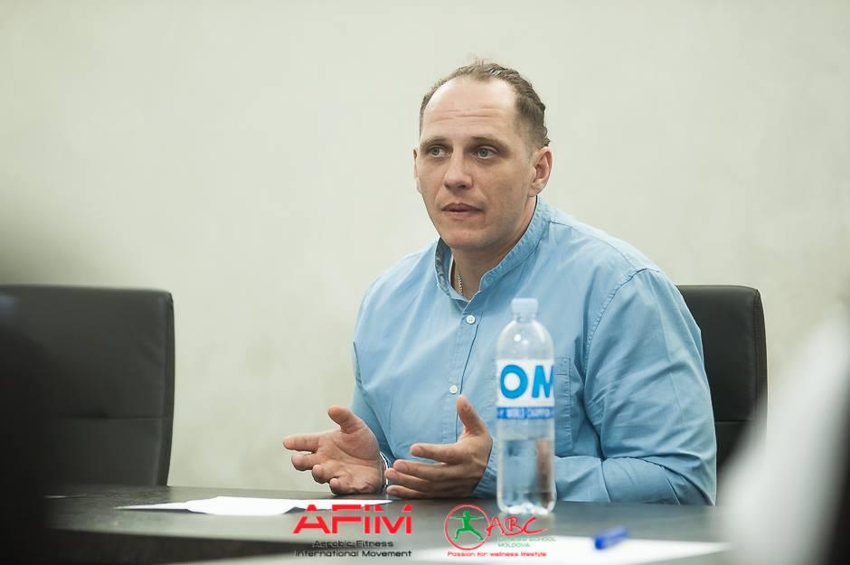 Bogdan Vasile - FITNESS-WELLNESS-HAPPYNESS (seminar)