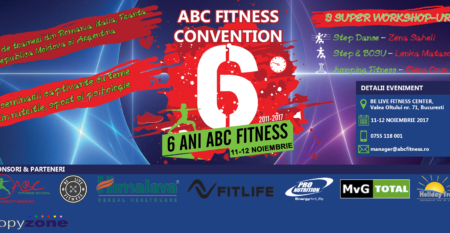 afis abc fitness convention 6th edition