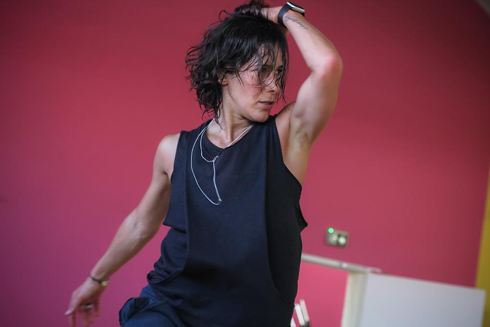 zena saheli - step dance