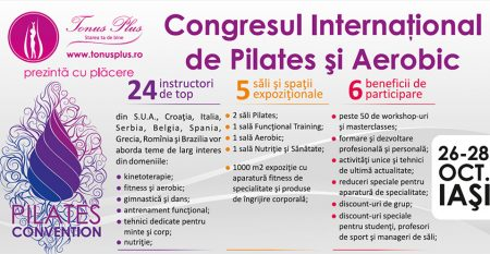 congres pilates si aerobic