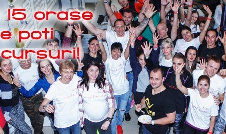 2017 vine cu noi oportunitati de dezvoltare pentru pasionatii de fitness si un stil de viata sanatos!