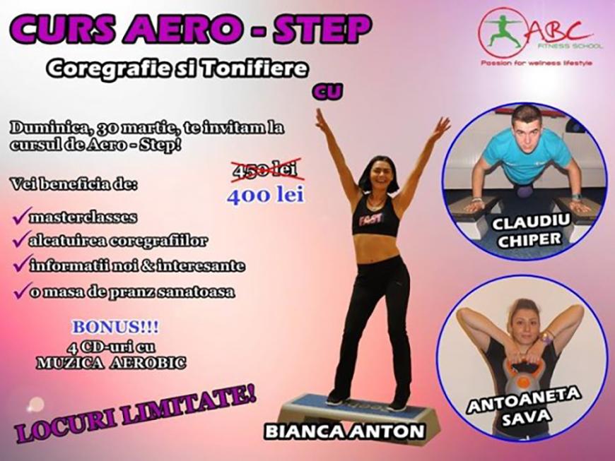 curs aero step