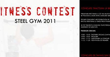 fitness contest editia 2
