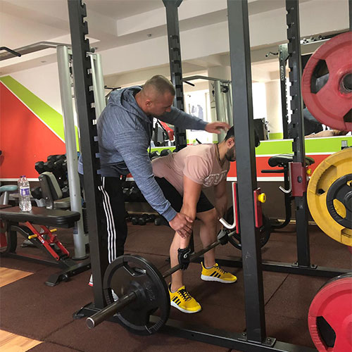 Curs perfectionare PowerLifting