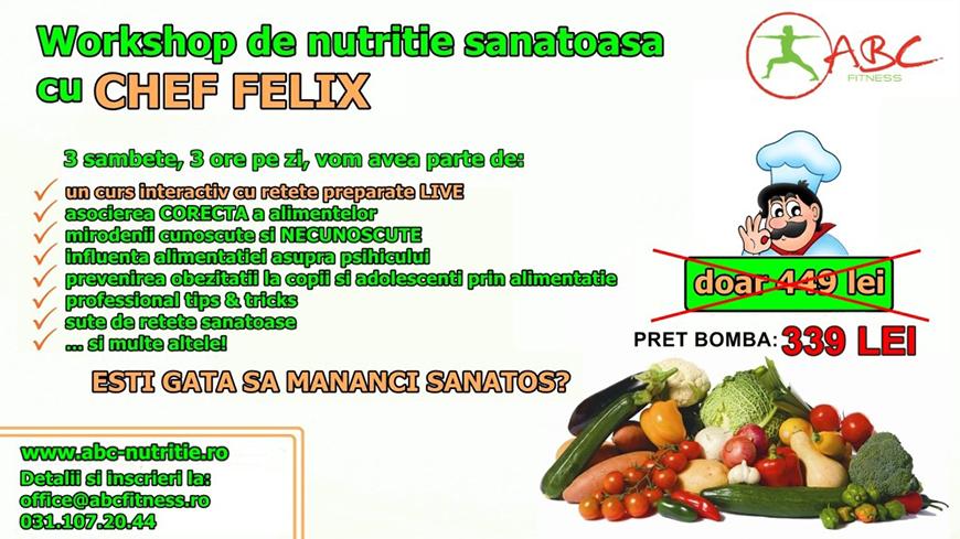 workshop chef felix