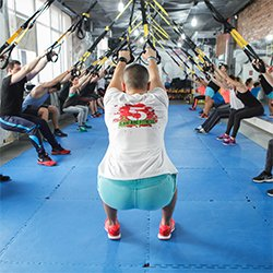 Curs perfectionare Suspension Training
