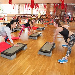 Curs perfectionare Aero-Step