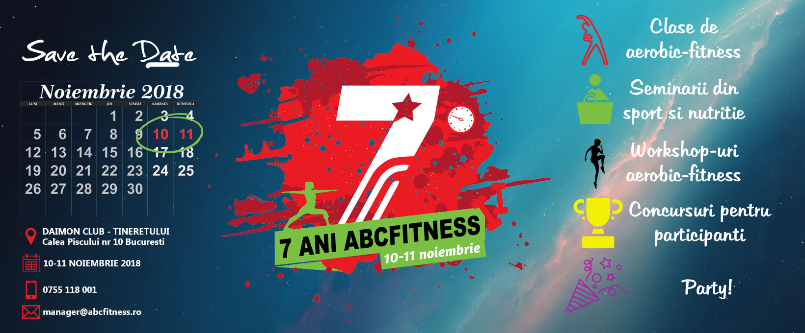 abc fitness convention 7th edition