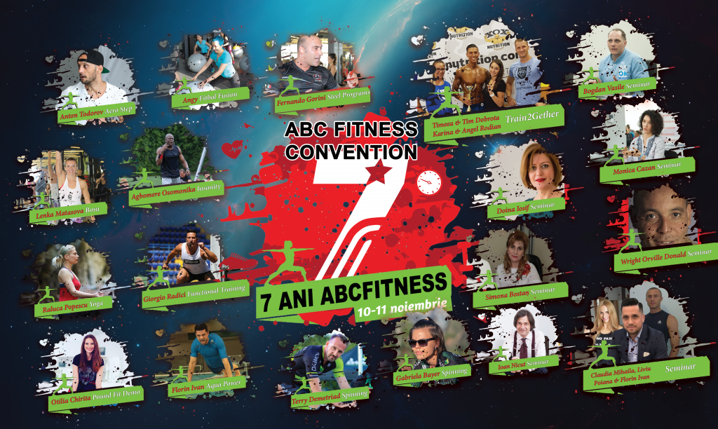eveniment abc fitness convention 7th edition