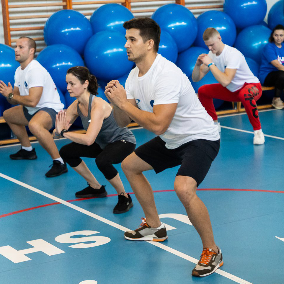 Curs instructor aerobic-fitness Level 2 – Weekend Edition