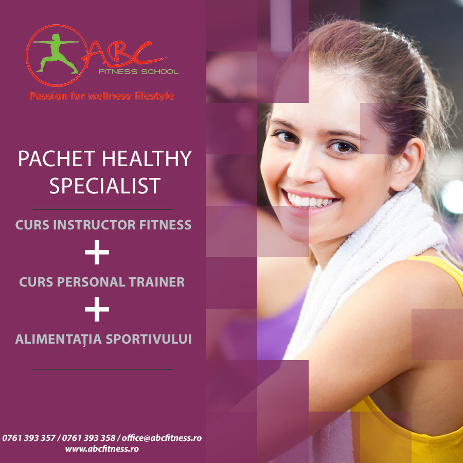 pachet healthy specialist