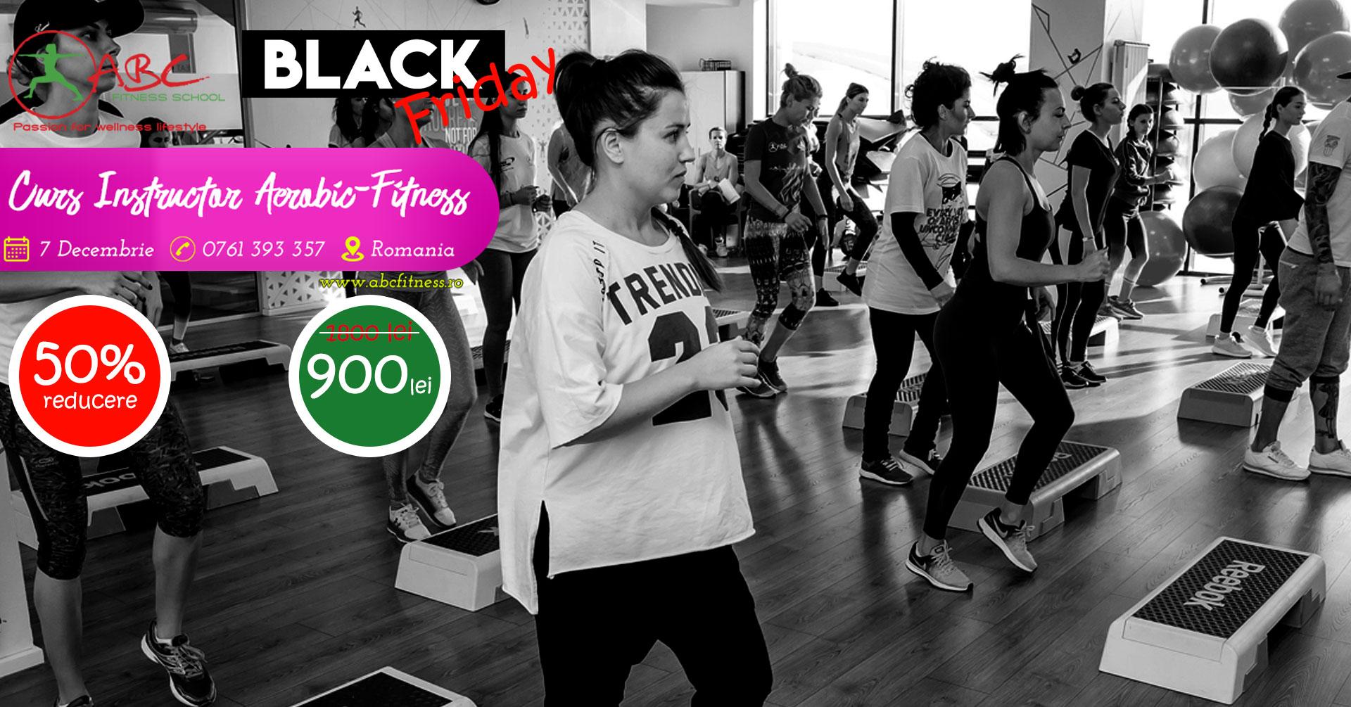 curs aerobic fitness blackfriday