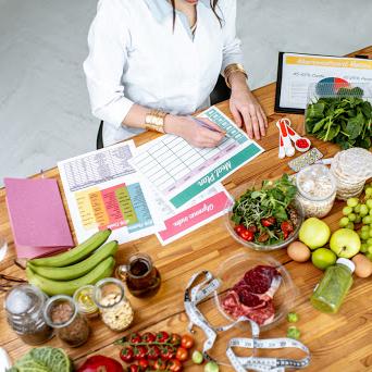 Curs Consultant Nutriționist