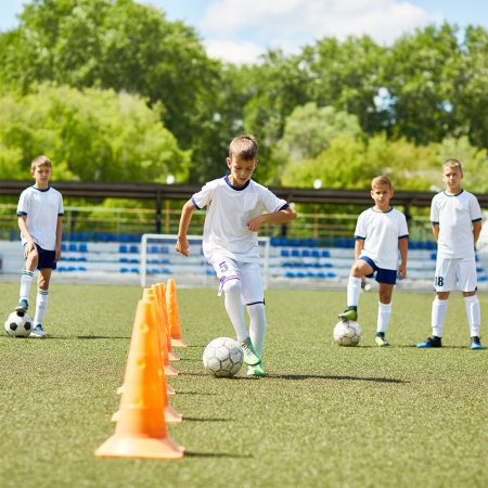 Workshop Dezvoltarea și alimentația fotbaliștilor juniori