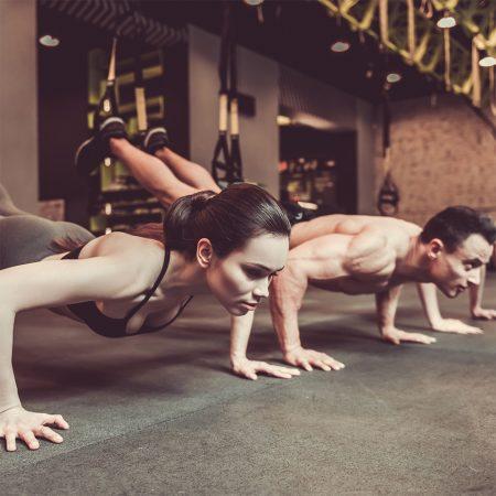 Antrenament eficient cu benzi elastice