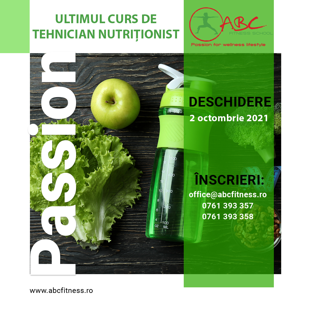 curs nutritionist